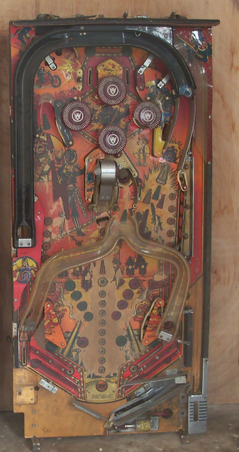 Star Wars Pinball Machine >> REM Pinball - Vintage Pinball Machines and Parts For Sale