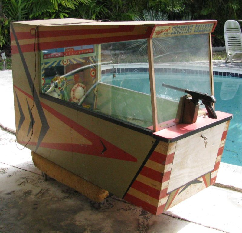 REM Pinball - Vintage Midway Pinball Machine Parts for sale